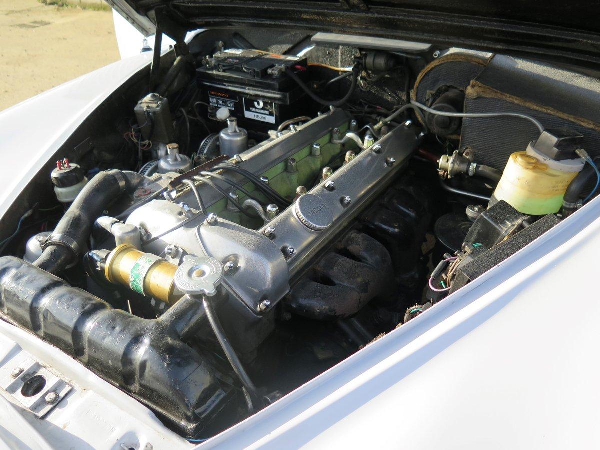 1963 Jaguar Mk2 3.4-Litre ManualOverdrive SOLD by Auction (picture 6 of 6)