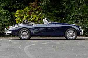 1958 Jaguar XK150 3.4 DHC SOLD by Auction