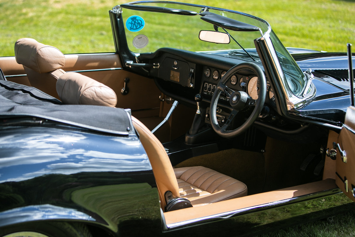 1974 Jaguar E-Type Series 3 V12 Commemorative Edition SOLD by Auction (picture 2 of 6)