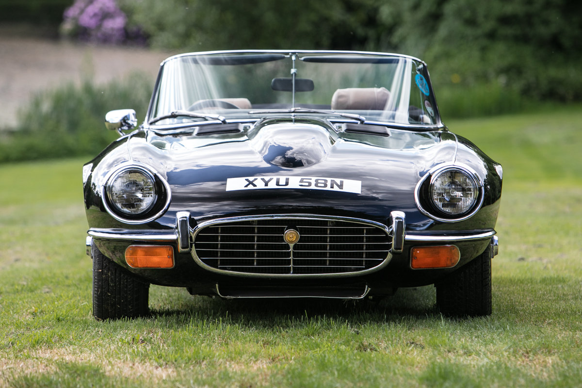 1974 Jaguar E-Type Series 3 V12 Commemorative Edition SOLD by Auction (picture 4 of 6)