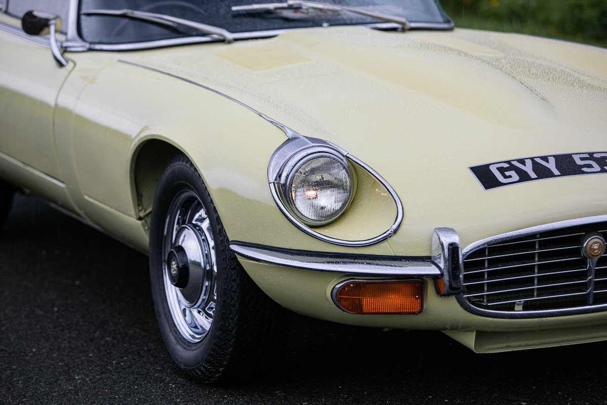 1973 1972 Jaguar E-Type FHC Series 3 SOLD by Auction (picture 6 of 6)