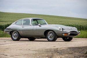 1969 Jaguar E-Type Series II FHC For Sale by Auction