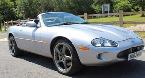 2000 W Jaguar XKR  Silverstone For Sale