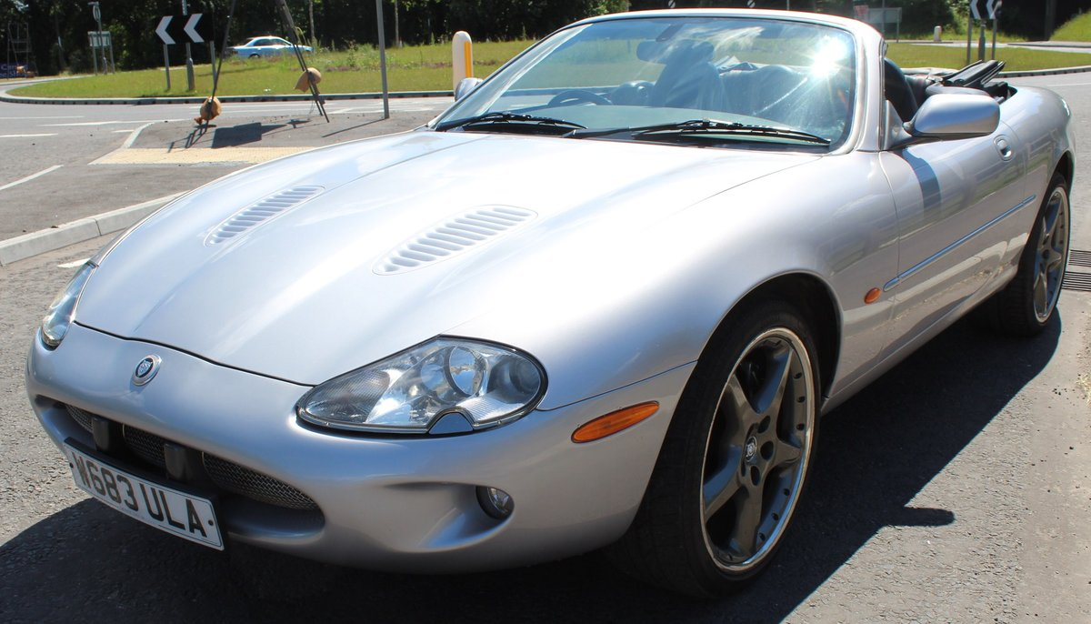 2000 W Jaguar XKR  Silverstone For Sale (picture 3 of 6)