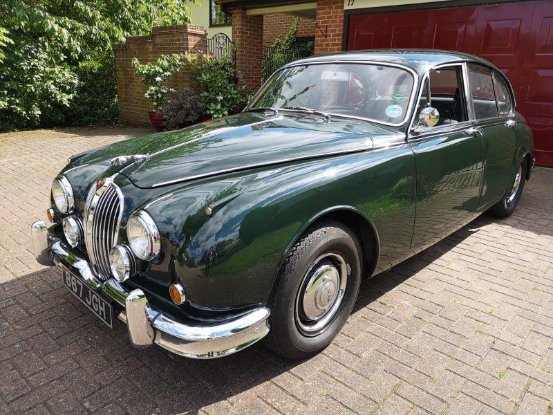 Jaguar Mk2 Manual