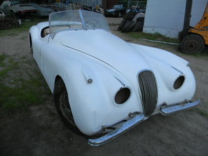 1952 Jaguar XK120M Roadster to Restore , Free Shipping For Sale