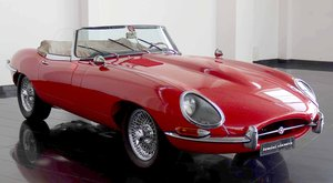 1964 Jaguar E-Type 3.8 OTS (1963) For Sale