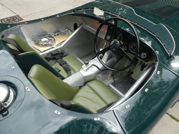 1953 Jaguar C Type Tool Room Reproduction - stunning SOLD (picture 3 of 6)