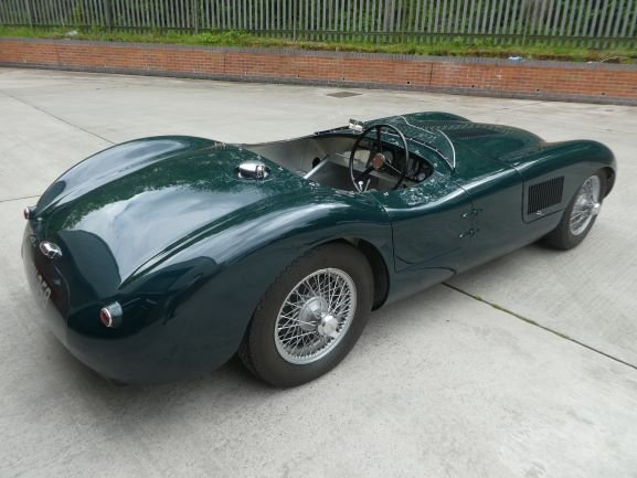 1953 Jaguar C Type Tool Room Reproduction - stunning SOLD (picture 5 of 6)