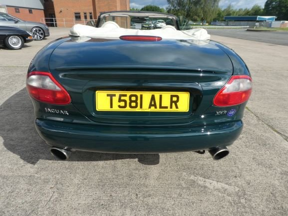 1999 Jaguar XKR Convertible For Sale (picture 5 of 6)
