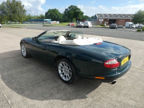 1999 Jaguar XKR Convertible For Sale (picture 6 of 6)