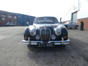 1964 Jaguar Mark 2 3.4 Beecham SOLD
