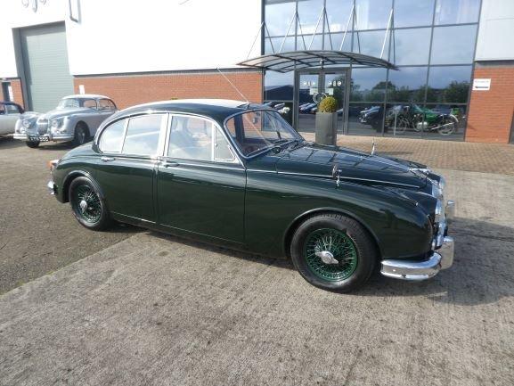 1964 Jaguar Mark 2 3.4 Beecham For Sale (picture 3 of 6)