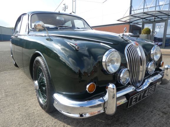 1964 Jaguar Mark 2 3.4 Beecham For Sale (picture 5 of 6)