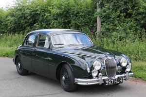 1959 JAGUAR MKI 3.4 SOLD