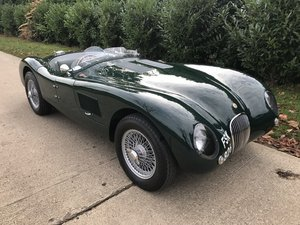 1976 Jaguar C-Type by Proteus For Sale