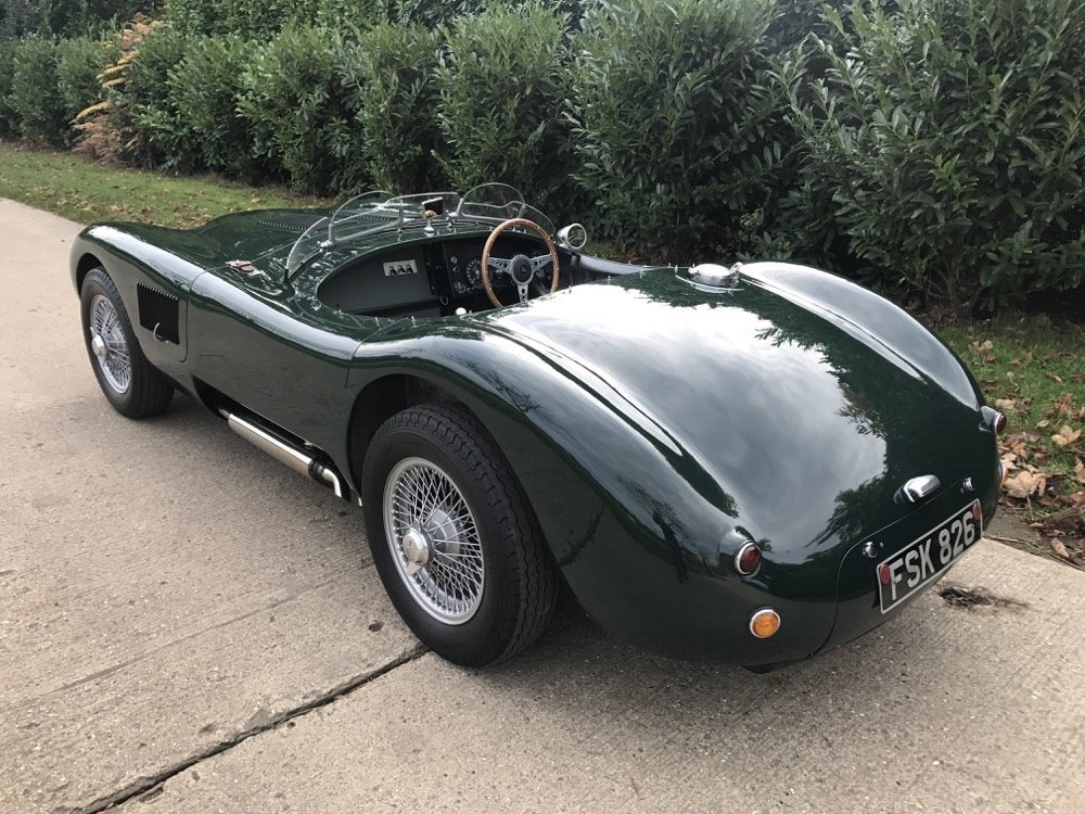 1976 Jaguar C-Type by Proteus For Sale (picture 2 of 6)