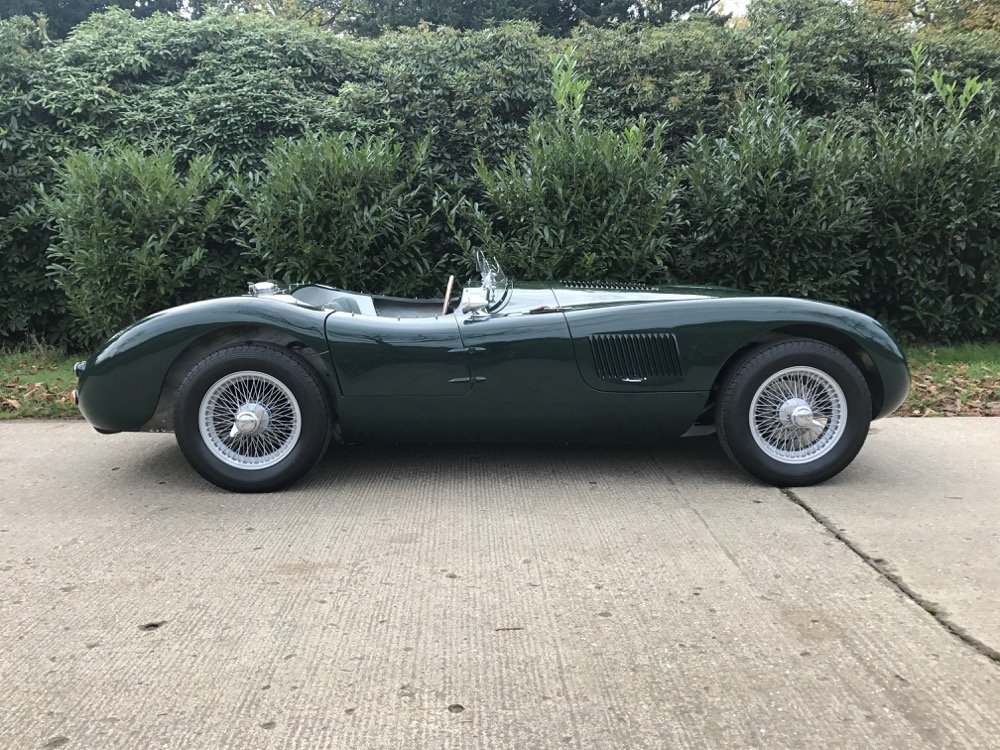 1976 Jaguar C-Type by Proteus For Sale (picture 3 of 6)