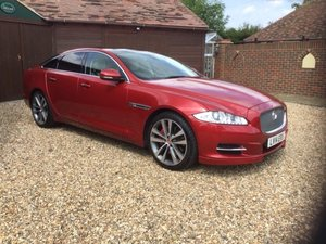 2014 Low Mileage XJ Portfolio V6 3.0D Auto SOLD