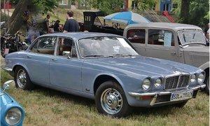 1975 Jaguar xj6 s2  4.2 l  rhd.....in germany For Sale
