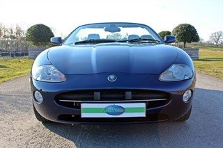 2005 Jaguar XK8 S CONVERTIBLE For Sale (picture 1 of 6)