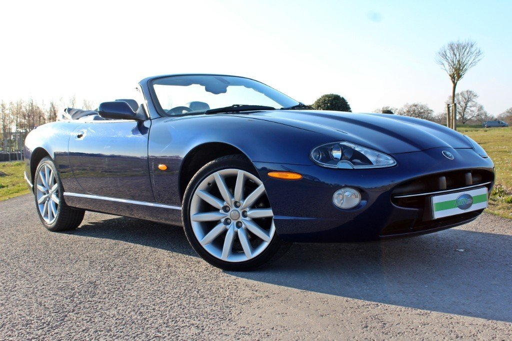 2005 Jaguar XK8 S CONVERTIBLE For Sale (picture 3 of 6)