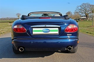 2005 Jaguar XK8 S CONVERTIBLE For Sale (picture 6 of 6)
