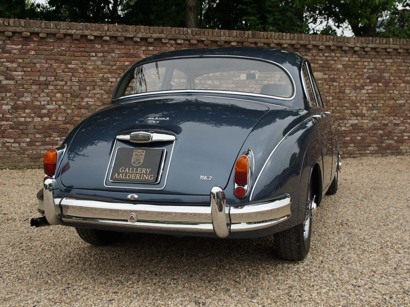 1967 Jaguar MK2 3.4 LHD well documented past 30 yrs, restored con For Sale (picture 6 of 6)