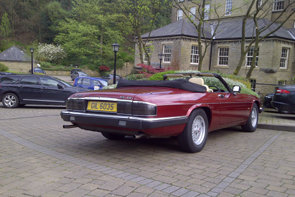 1991 Jaguar XJS Convertible 5.3 V12 SOLD (picture 4 of 5)