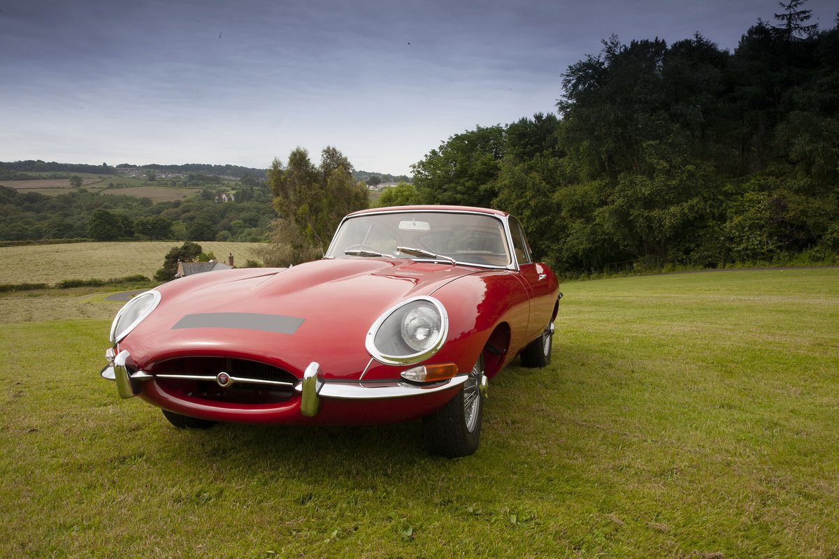 1964 Jaguar E-Type 3.8 Series 1 FHC For Sale (picture 1 of 6)