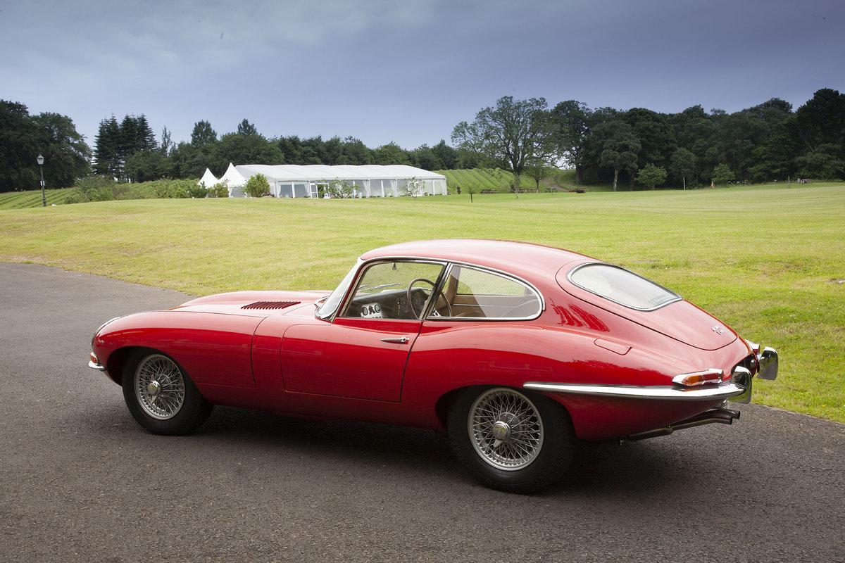1964 Jaguar E-Type 3.8 Series 1 FHC For Sale (picture 3 of 6)
