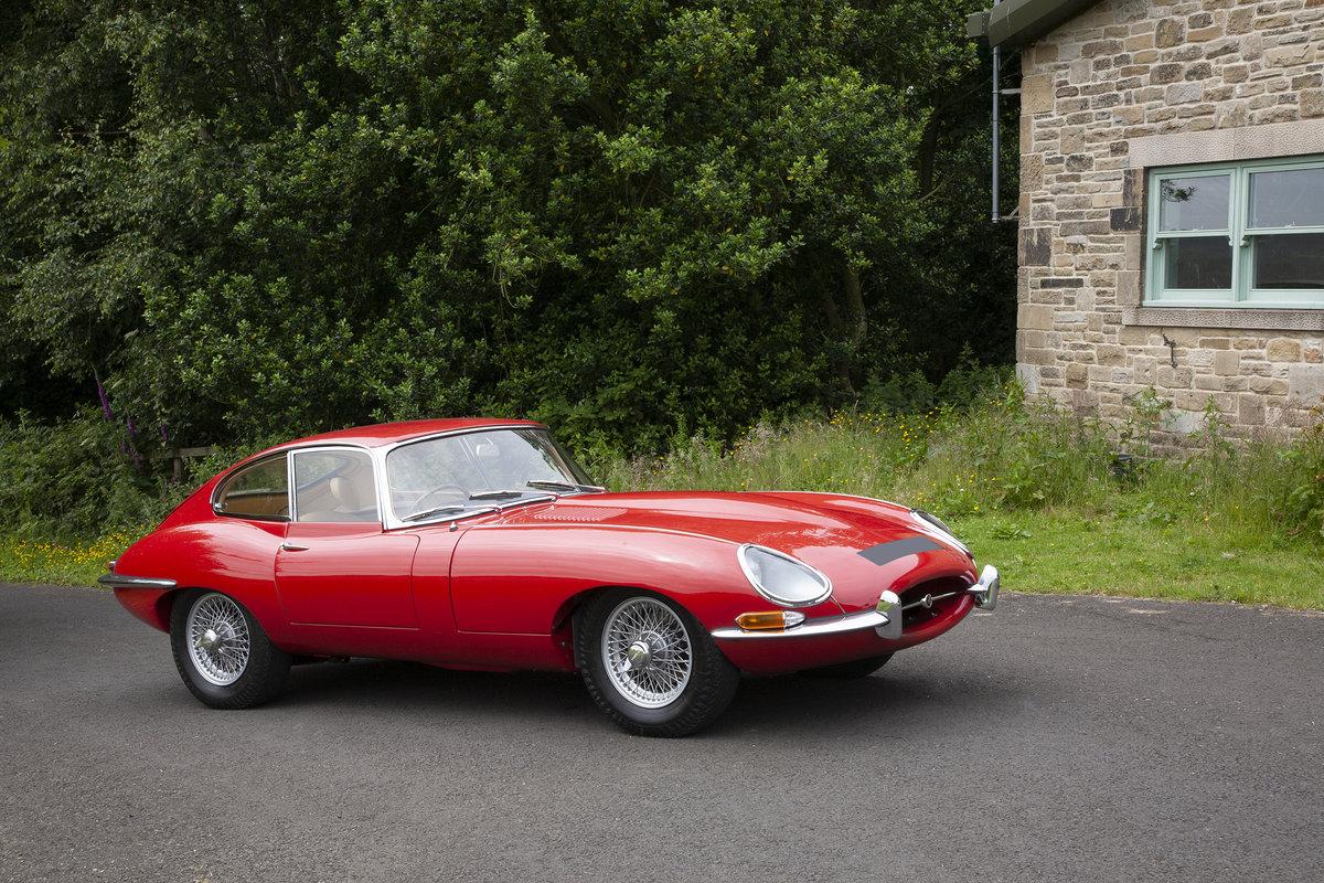 1964 Jaguar E-Type 3.8 Series 1 FHC For Sale (picture 4 of 6)