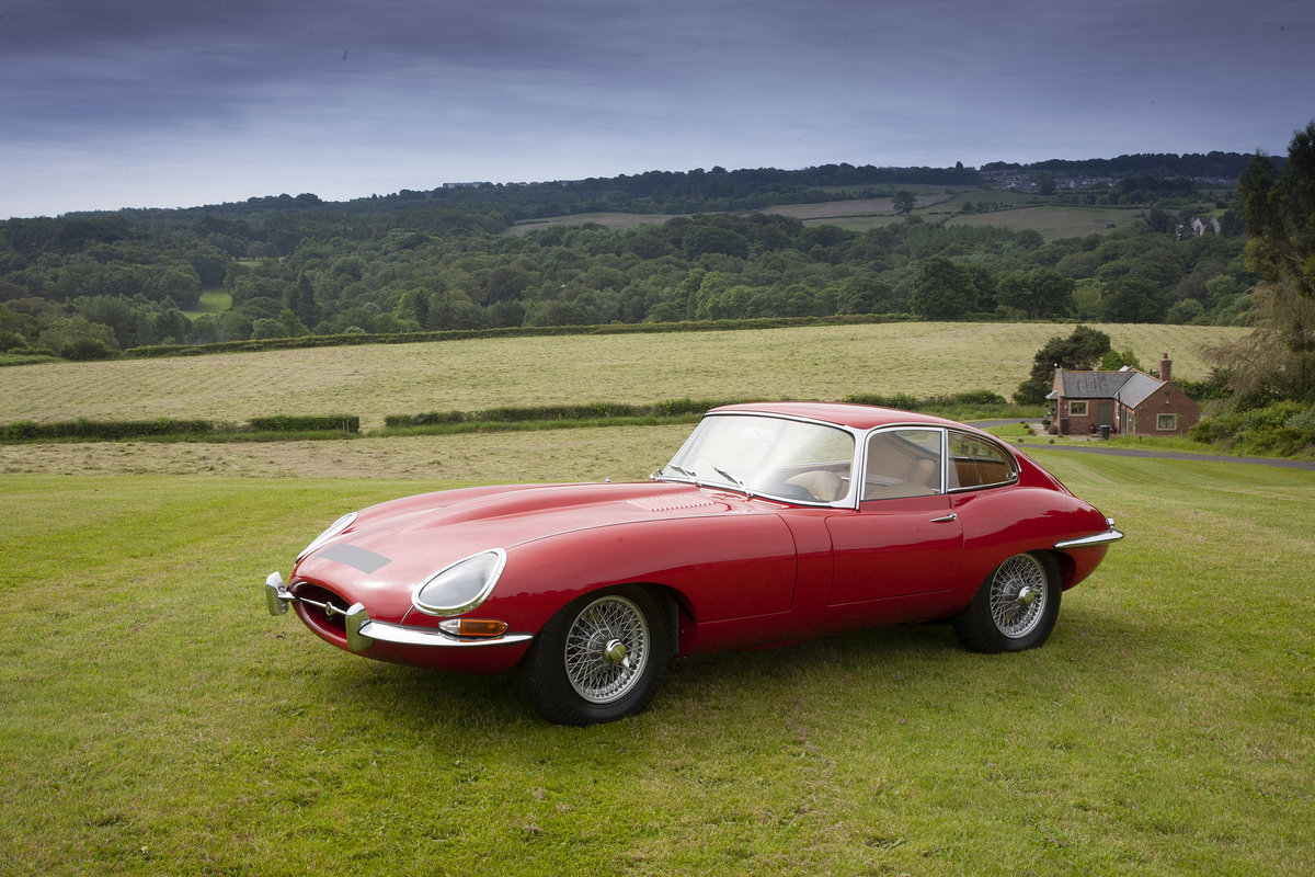 1964 Jaguar E-Type 3.8 Series 1 FHC For Sale (picture 5 of 6)