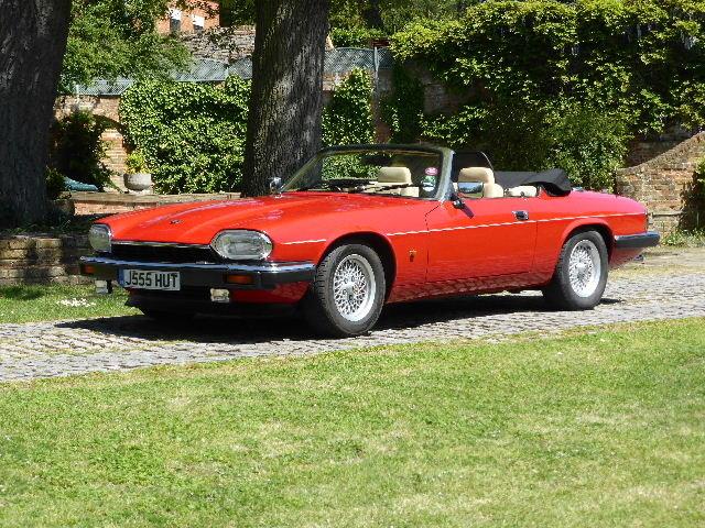 1992 Jaguar XJS Convertible For Sale (picture 1 of 6)