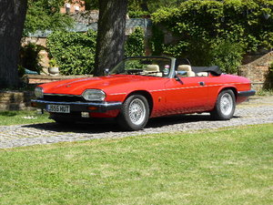 1992 Jaguar XJS Convertible For Sale