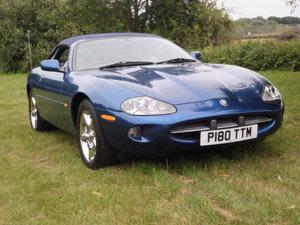 1997 JAGUAR XK8 CONVERTIBLE 81,000 MILES  For Sale