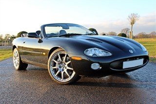 2002 Jaguar XKR CONVERTIBLE 100 EDITION For Sale