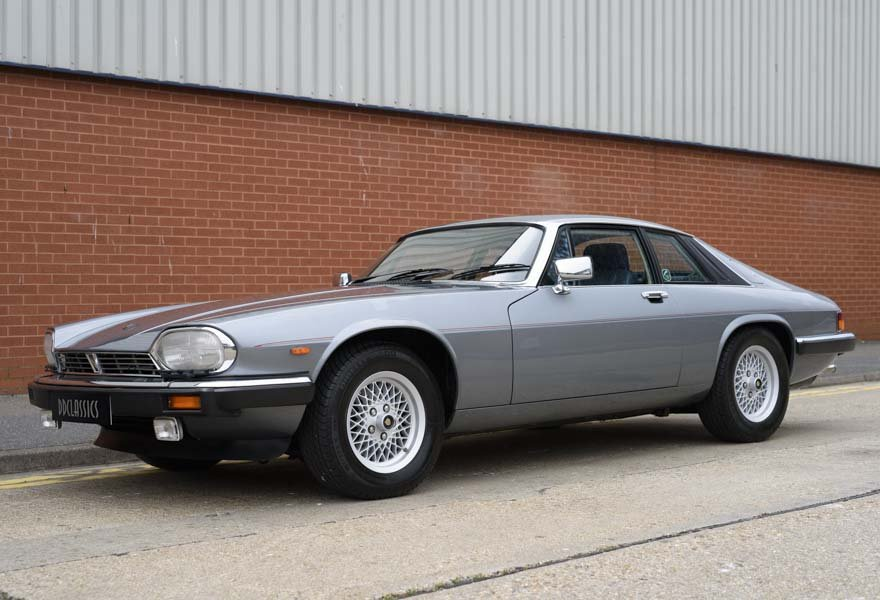 1989 Jaguar XJS 5.3 V12 Coupe Automatic For Sale In London ( For Sale (picture 1 of 12)