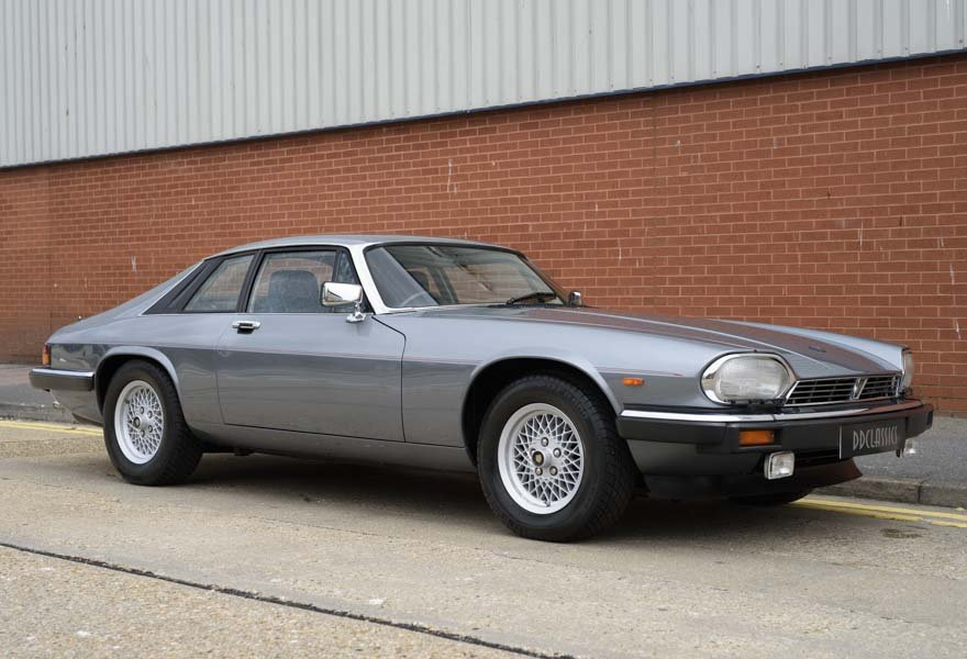 1989 Jaguar XJS 5.3 V12 Coupe Automatic For Sale In London ( For Sale (picture 2 of 12)