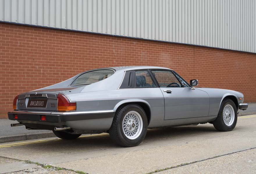 1989 Jaguar XJS 5.3 V12 Coupe Automatic For Sale In London ( For Sale (picture 3 of 12)