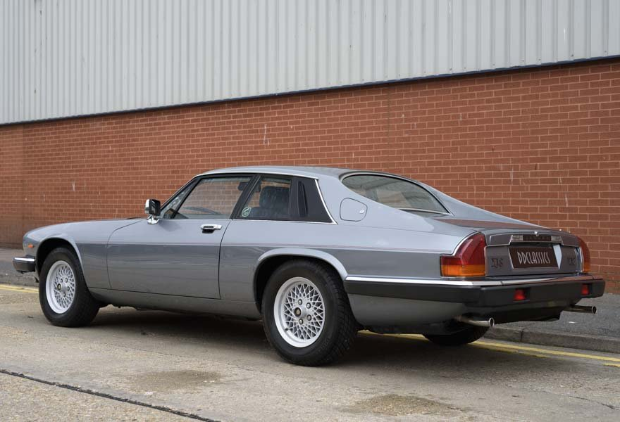 1989 Jaguar XJS 5.3 V12 Coupe Automatic For Sale In London ( For Sale (picture 4 of 12)