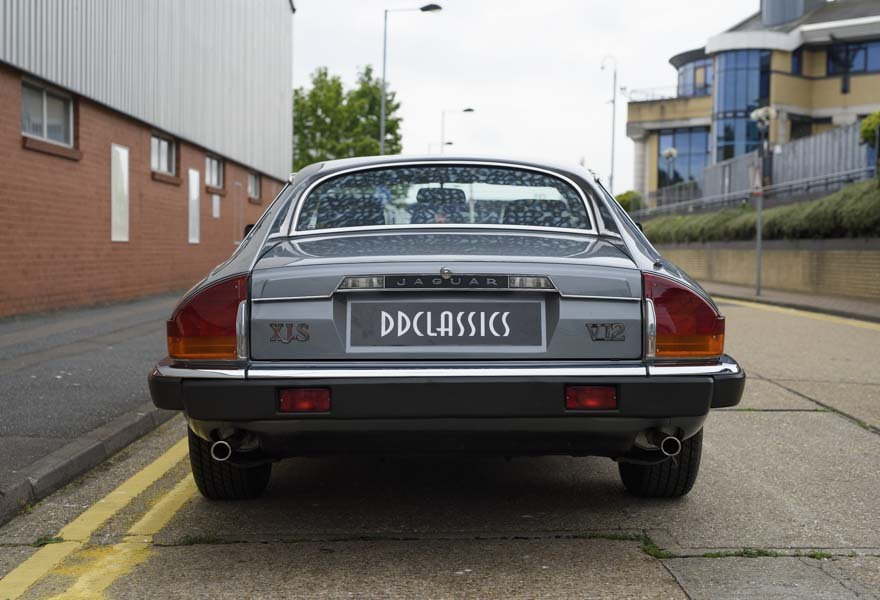 1989 Jaguar XJS 5.3 V12 Coupe Automatic For Sale In London ( For Sale (picture 6 of 12)