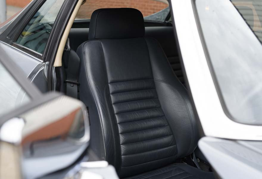 1989 Jaguar XJS 5.3 V12 Coupe Automatic For Sale In London ( For Sale (picture 8 of 12)