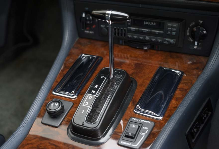 1989 Jaguar XJS 5.3 V12 Coupe Automatic For Sale In London ( For Sale (picture 11 of 12)