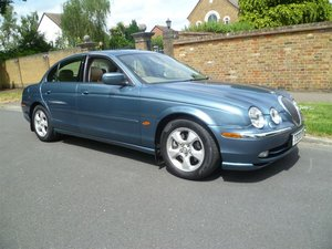 1999 Jaguar S-Type - Barons Tuesday 16th July 2019 For Sale by Auction