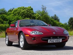 1997 Jaguar XK8 Coupe For Sale by Auction
