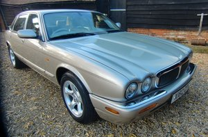 2000 XJ8 SWB 4.0 V8 - Barons Tuesday 16th July 2019 For Sale by Auction