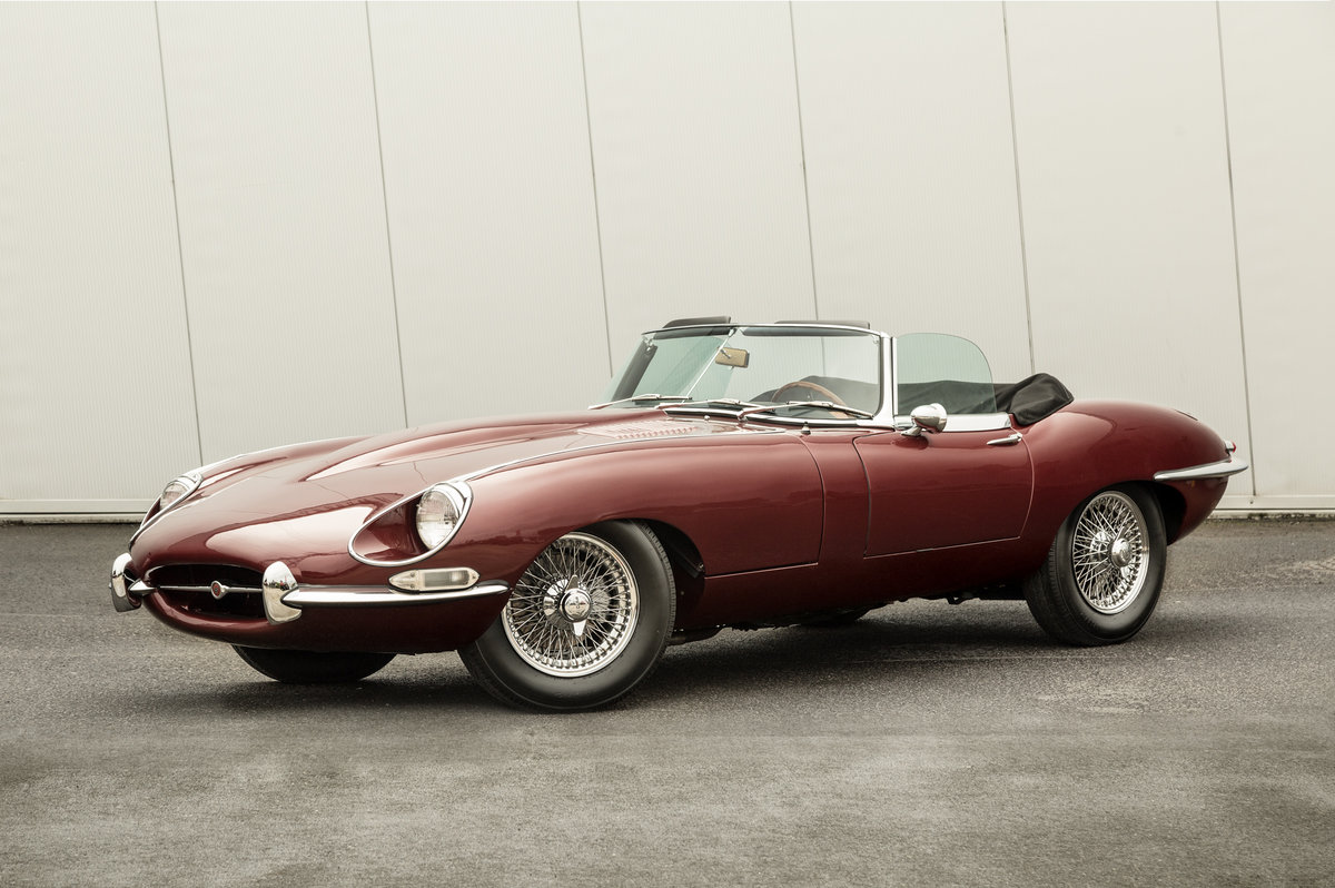 1968 Jaguar E-Type Series 1.5 LHD Roadster For Sale (picture 1 of 6)