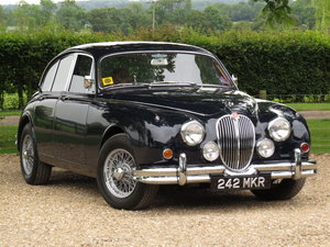 1961 Jaguar Mk 2 3.4 4dr Saloon Petrol