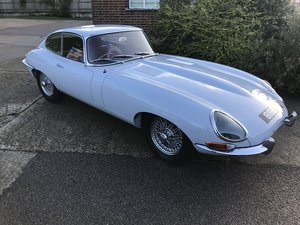 1962 Jaguar E-Type Series 1 3.8 Fixed Head Coupe  For Sale